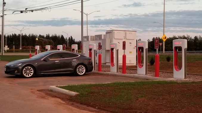 Charlottetown Supercharger