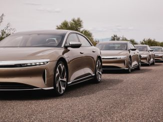 Lucid Air_Customer Deliveries