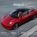 Tesla Model 3 Design Studio
