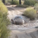 Tesla Model Y off-roading