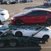 Refresh Tesla Model S car carrier